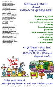TownWide Garage Sale