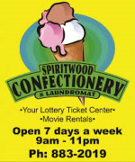 Spiritwood Confectionery & Laundromat