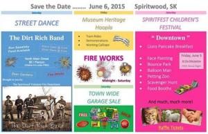 Spiritfest & Town Wide Garage Sale