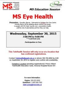 MS Eye Health