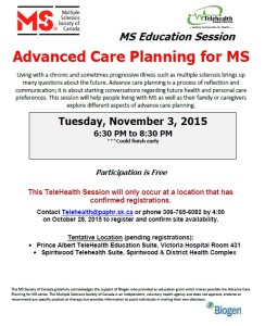 MS Advanced Care Planning POSTER Nov 3rd