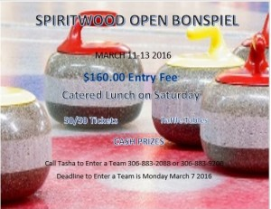 Open Bonspiel