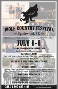 Wolf Country Festival
