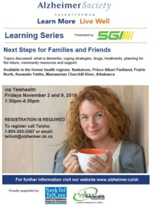 Alzheimer Society - Learning Series