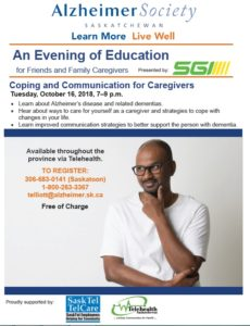 Alzheimer Society - An Evening of Education